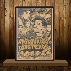 Inglourious Basterds - Classic Movie Poster