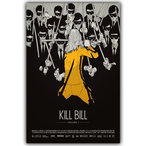 Kill Bill Art  Poster Print