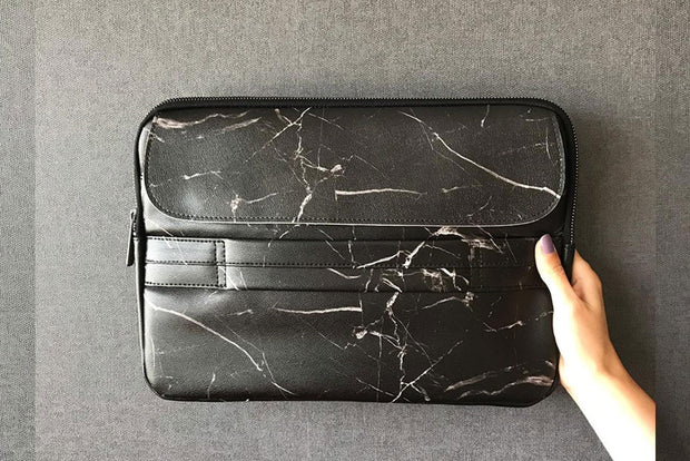 EXECUTIVE MARBLE BLACK ORTA LAPTOP