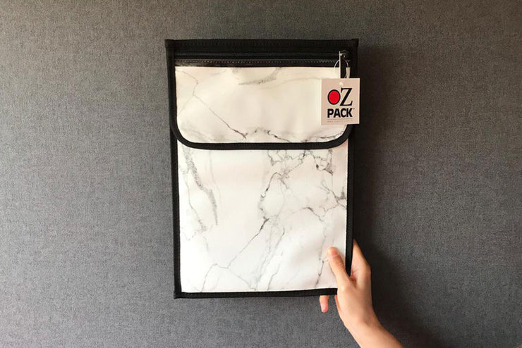 PAPER LITE MARBLE WHITE