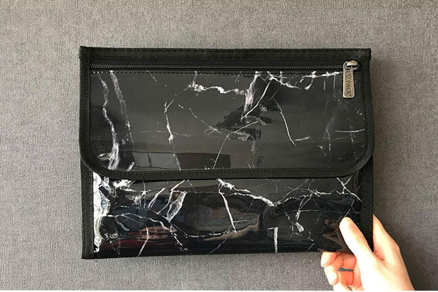 MARBLE BLACK TABLET