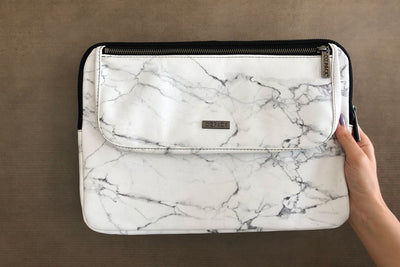 EXECUTIVE MARBLE WHITE ORTA LAPTOP