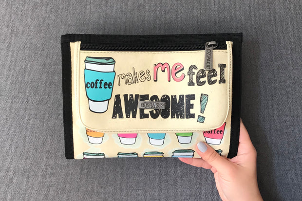 COFFEE MİNİ TABLET + LE COLOR FEEL GOOD DEFTER