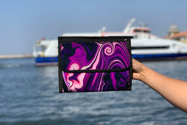 PURPLE WAVE TABLET