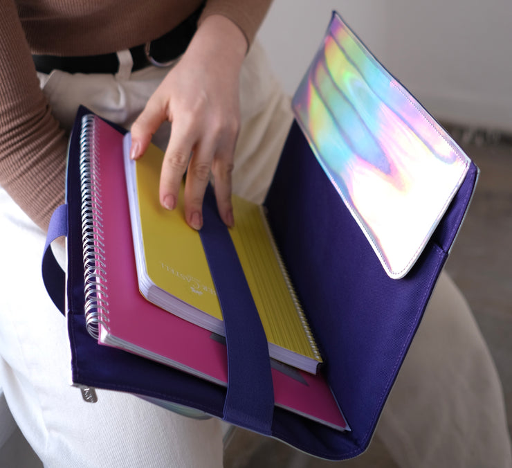 BUSINESS MOR HOLOGRAM ORTA LAPTOP