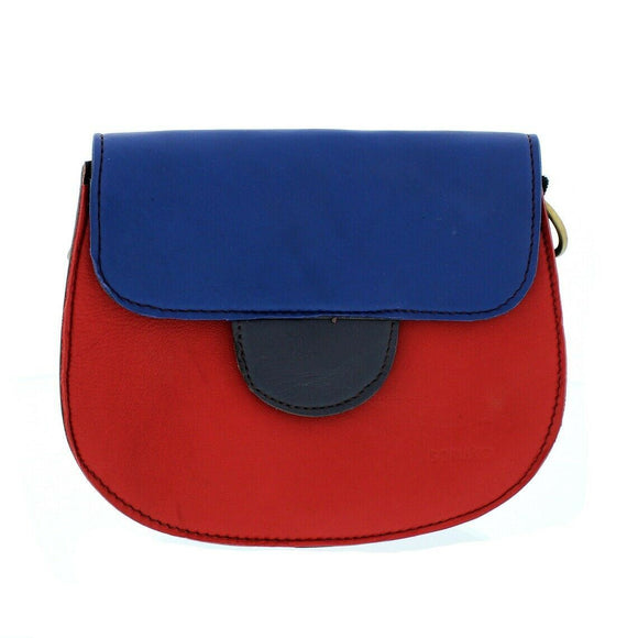 Soruka Recycled Leather Small Handbag