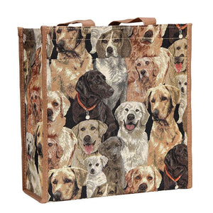 Signare Labrador Shopper Bag