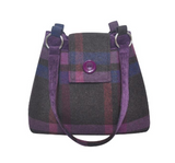 Ava Tweed Handbag by Earth Squared
