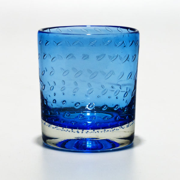 Sapphire Whiskey Glass