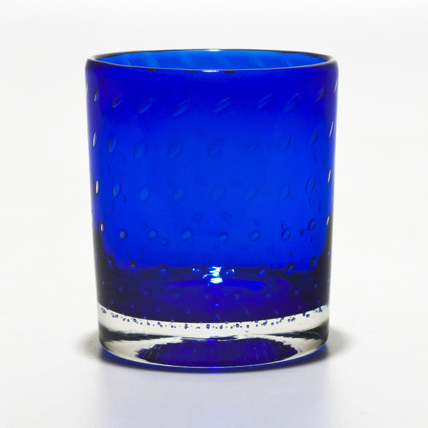 Cobalt Whiskey Glass