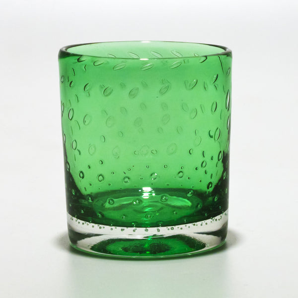 Emerald Whiskey Glass