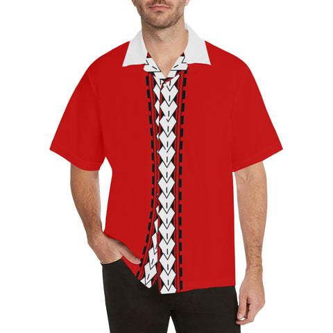 Button Up Metro Shirt (4 Different Colours)