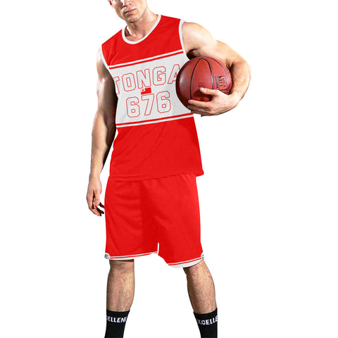 676 Tonga Basket Ball Kit