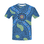 Aboriginal Gathering Shirt (9 Different Colours)