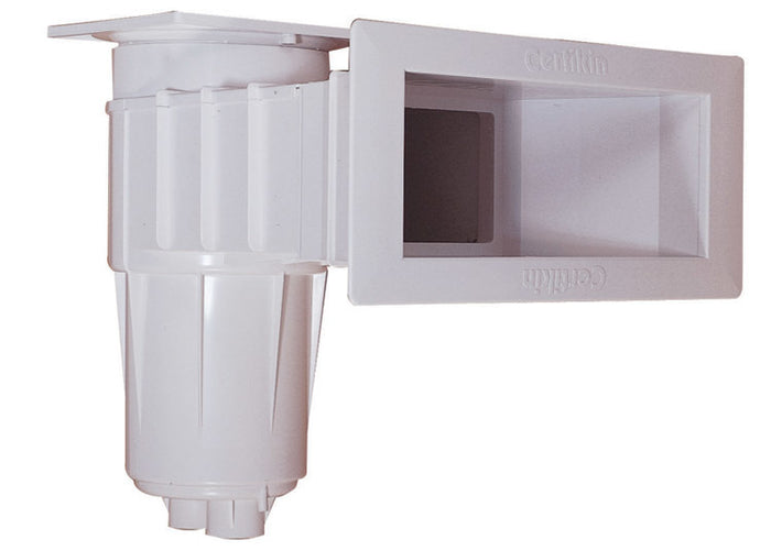 Certikin Skimmer with Wide Angled Extension Throat (for liner pools)