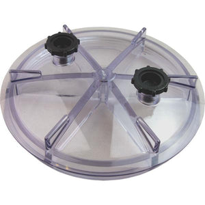 Lacron Clear Lid for Sand Filter 8""