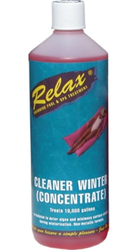 Relax Cleaner Winter