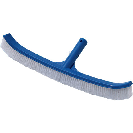 Curved Wall Pool Brush 18""