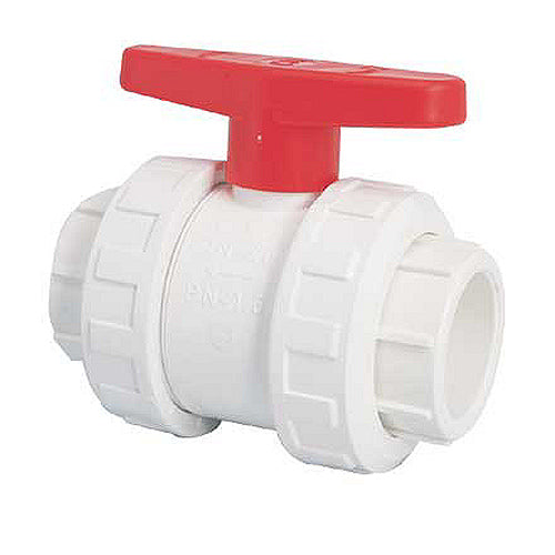 Double Union Ball Valve 2""