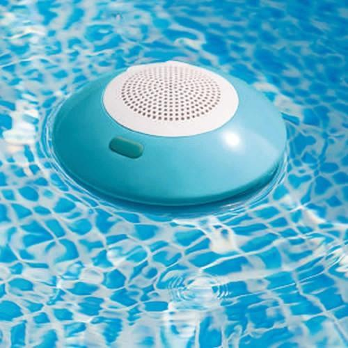 Floating Bluetooth Speaker with LED Light