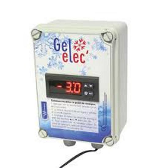 Frost Protection Controller - Gelelec