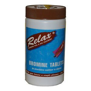 Relax Bromine Tablets