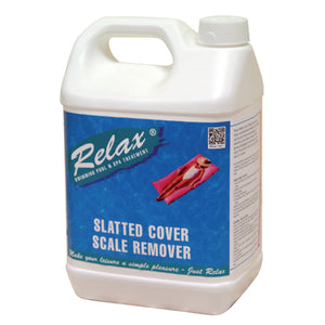 Relax Slatted Cover Scale Remover