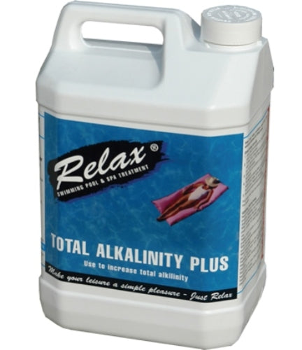 Relax Total Alkalinity (T.A) Plus