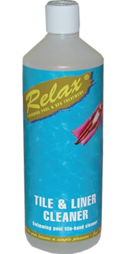 Relax Tile & Liner Cleaner