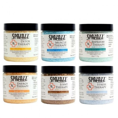Spazazz Rx Therapy Crystals 4oz