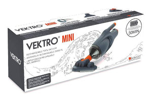Vektro Mini Rechargeable Pool/Spa Vacuum