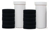Dualplexx Fluoride Replacement Filter Canisters (Set of 2)
