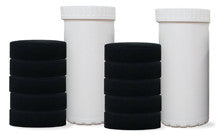 Dualplexx Standard Replacement Filter Canisters (Set of 2)