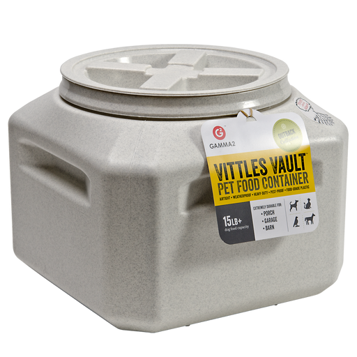 Gamma2 Outback Airtight Vittles Vault Pet Food Container