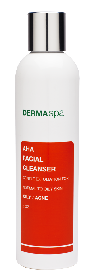 AHA Facial Cleanser