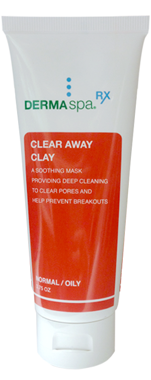 clear away clay