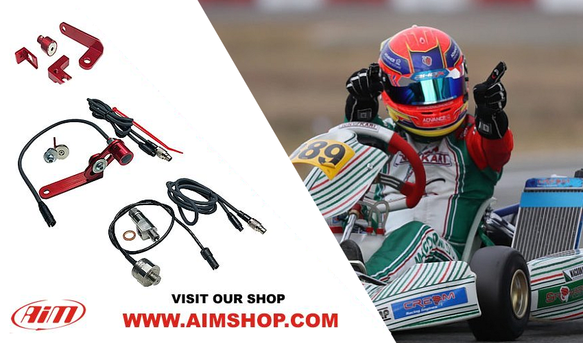 OTK Kart Brake, Throttle Position, Pressure Sensors and Bracket Kits NOW AVAILABLE!