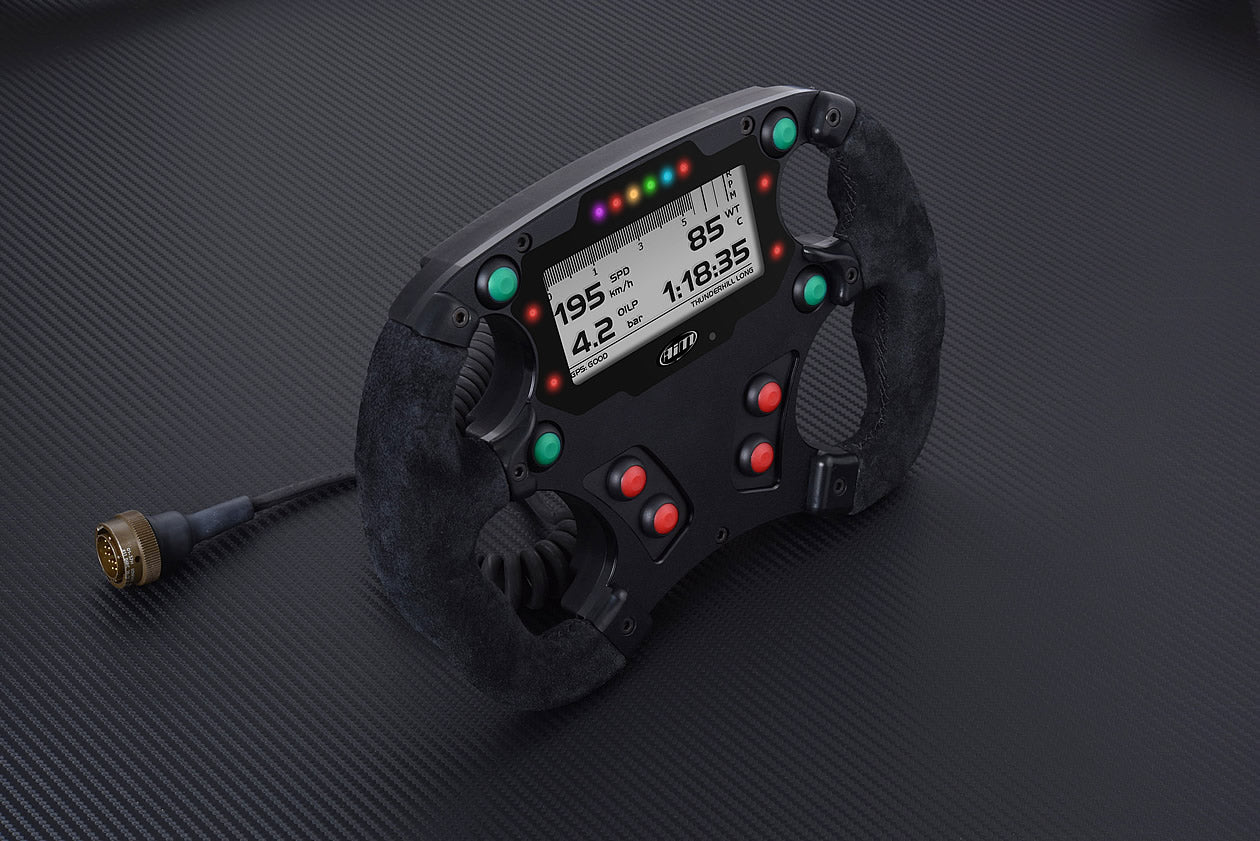 Formula Steering Wheel 3 has been specifically designed for the rigours of motorsport