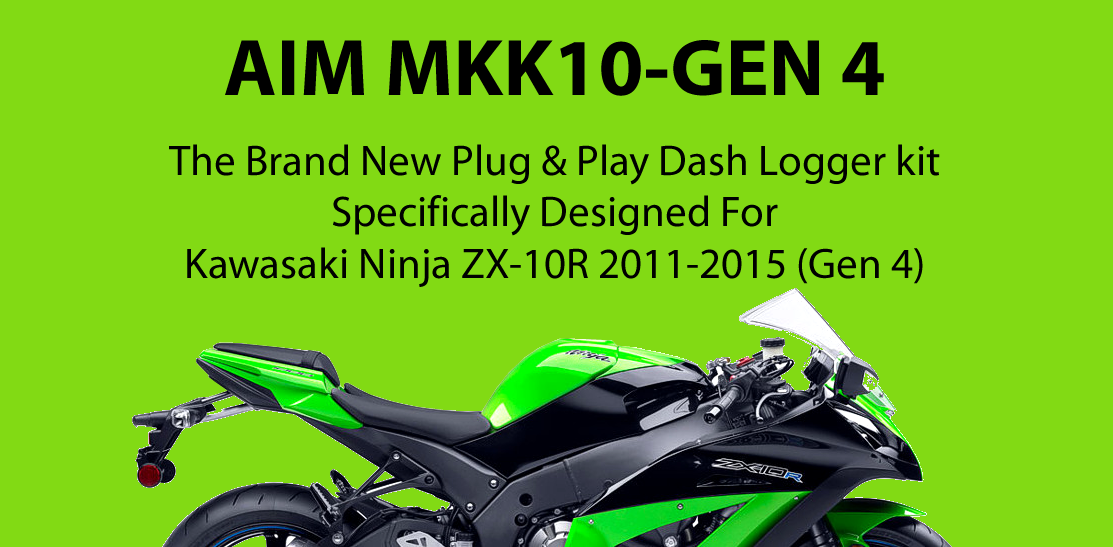brand new Plug & Play Dash Logger kit specifically designed for Kawasaki