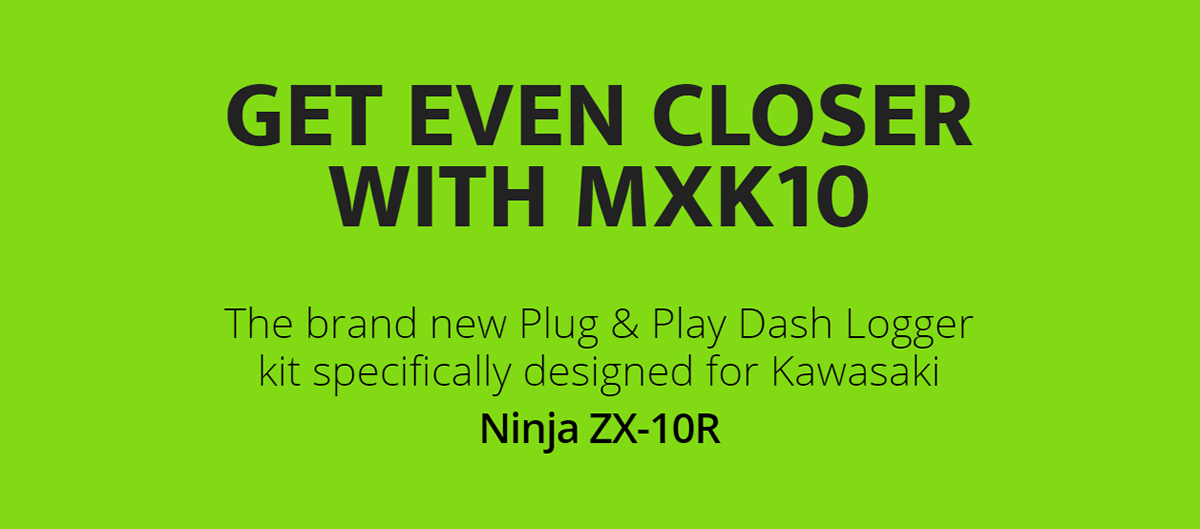 Get closer with  Aim MXK10