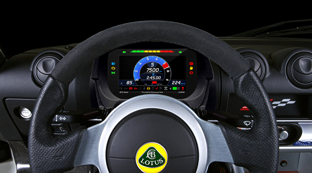 MX2E Plug & Play Dash Logger kit specifically designed for Lotus Elise/Exige