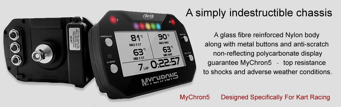 Mychron5 Indestructible Chassis