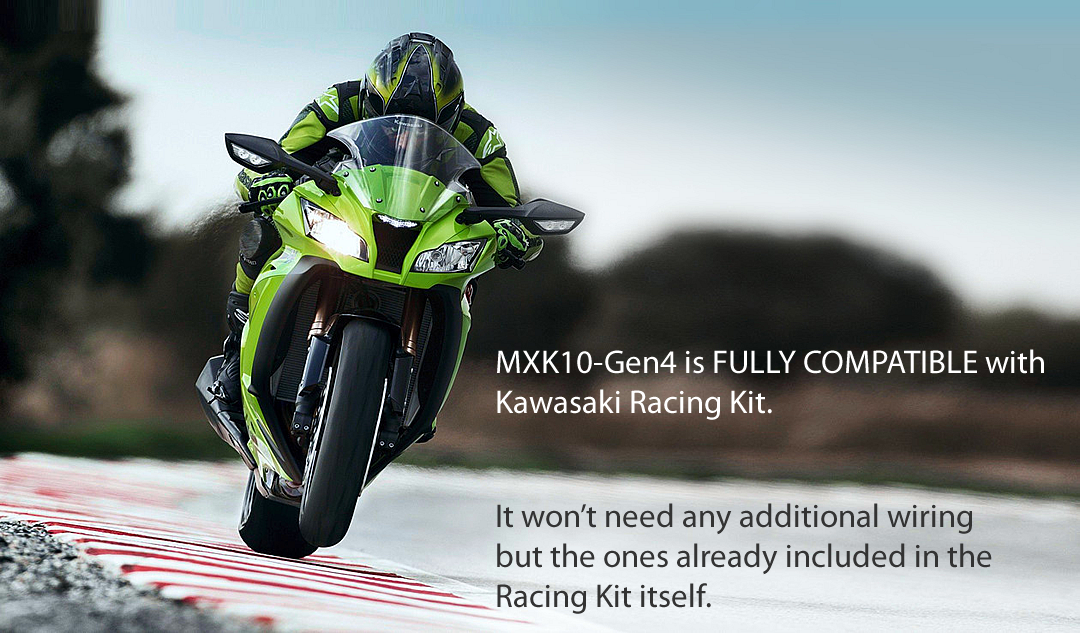 Fully Comaptible Kawasaki racing Kit