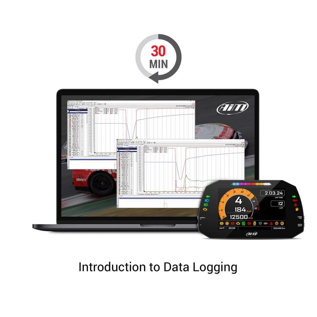 AiM Introduction to Data Logging