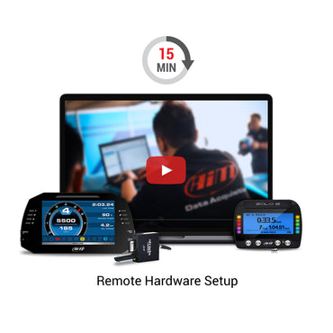 15 Minute Remote Hardware Setup