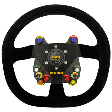 AiM 10 Button Wireless Steering Wheel Plate