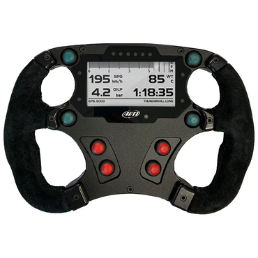 AiM Formula Steering Wheel 3 Powerboat