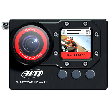 AiM Motorcycle SmartyCam HD (Rev.2.1)