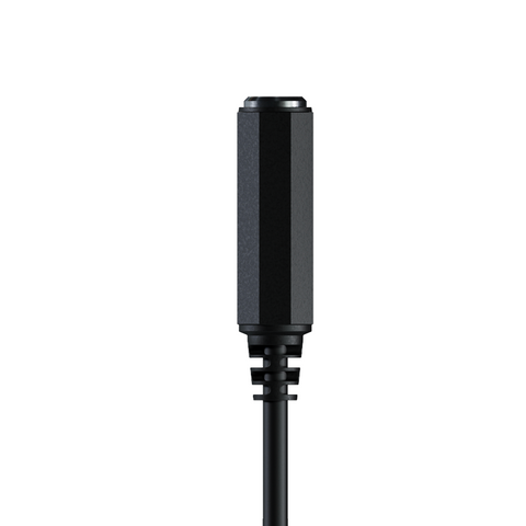 AiM SmartyCam HD / GP HD 2.1 + 2.2 External Power Cable & 3.5mm Female Jack Plug for External Microphone Harness
