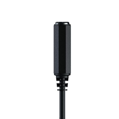 AiM SmartyCam GP HD 2.2 1m with 3.5 External Female Jack for Microphone